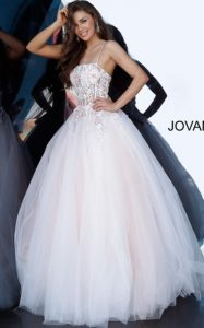 Plesové šaty Jovani 66725