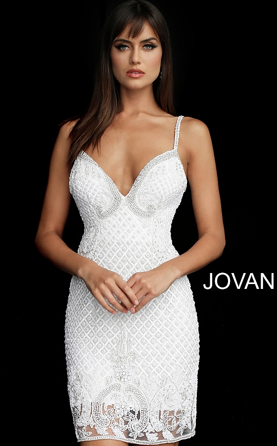 Koktejlové šaty Jovani 66775