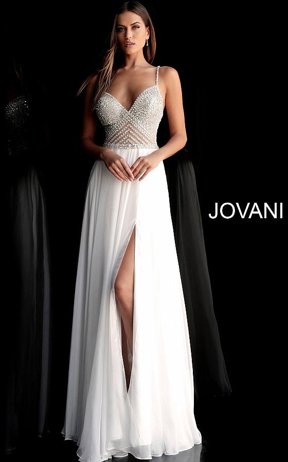 Plesové šaty Jovani 66925B