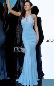 Plesové šaty Jovani 67101