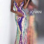 Plesové šaty Jovani 67318 foto 4