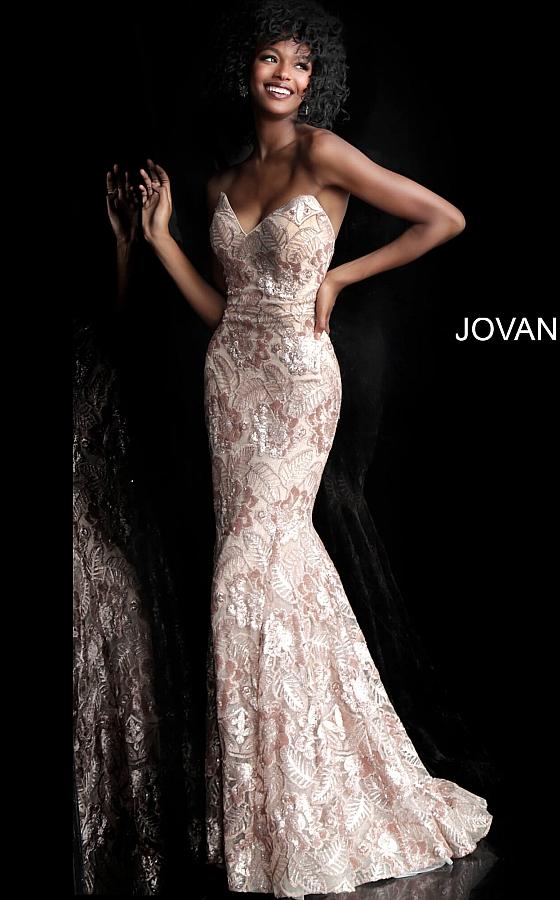 Plesové šaty Jovani 67331