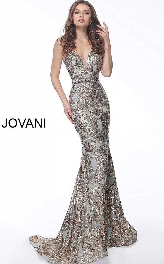 Plesové šaty Jovani 67347