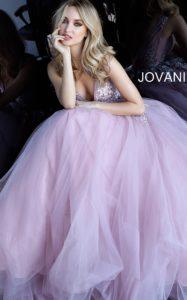 Plesové šaty Jovani 67459