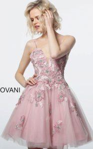 Koktejlové šaty Jovani 67573