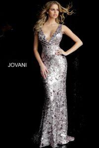 Plesové šaty Jovani 67740