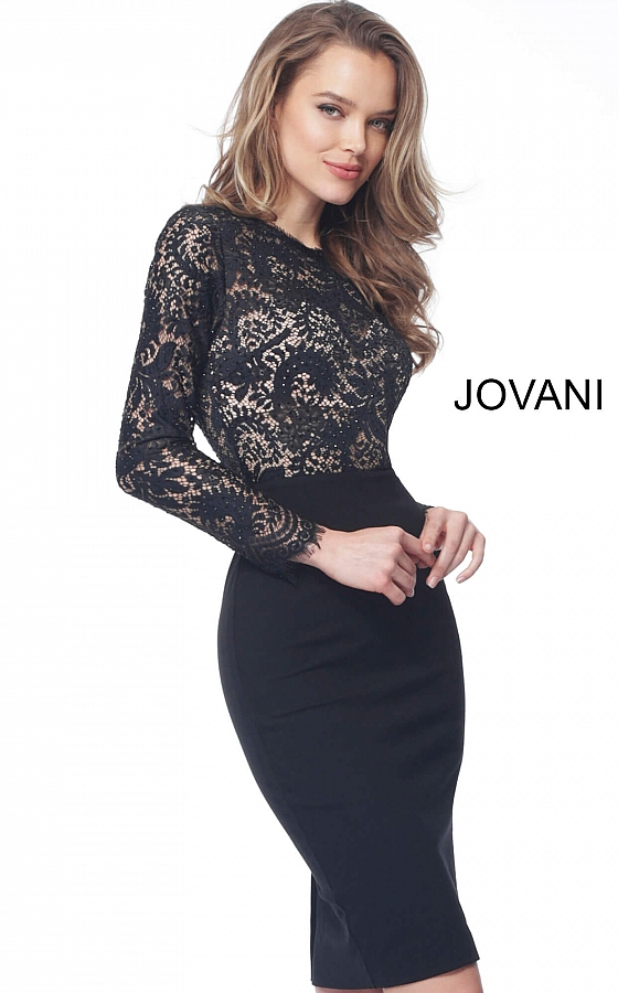 Koktejlové šaty Jovani 67754