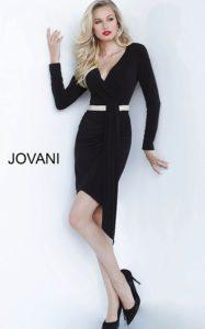 Koktejlové šaty Jovani 68749