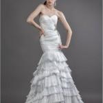 Svatební  šaty  skladem Jovani 688 foto 1