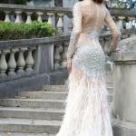 Luxusní šaty Jovani 73073 foto 1
