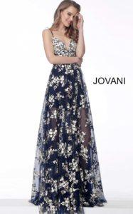 Plesové šaty Jovani 65146