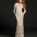 Luxusní šaty Jovani 79258 foto 2