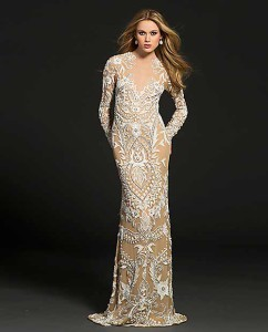 Luxusní šaty Jovani 79258