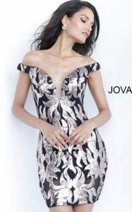 Koktejlové šaty Jovani 8004
