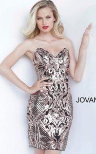 Koktejlové šaty Jovani 8005