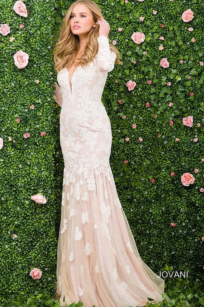 Luxusní šaty Jovani 91002