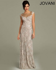 Večerní  šaty  skladem Jovani 92290