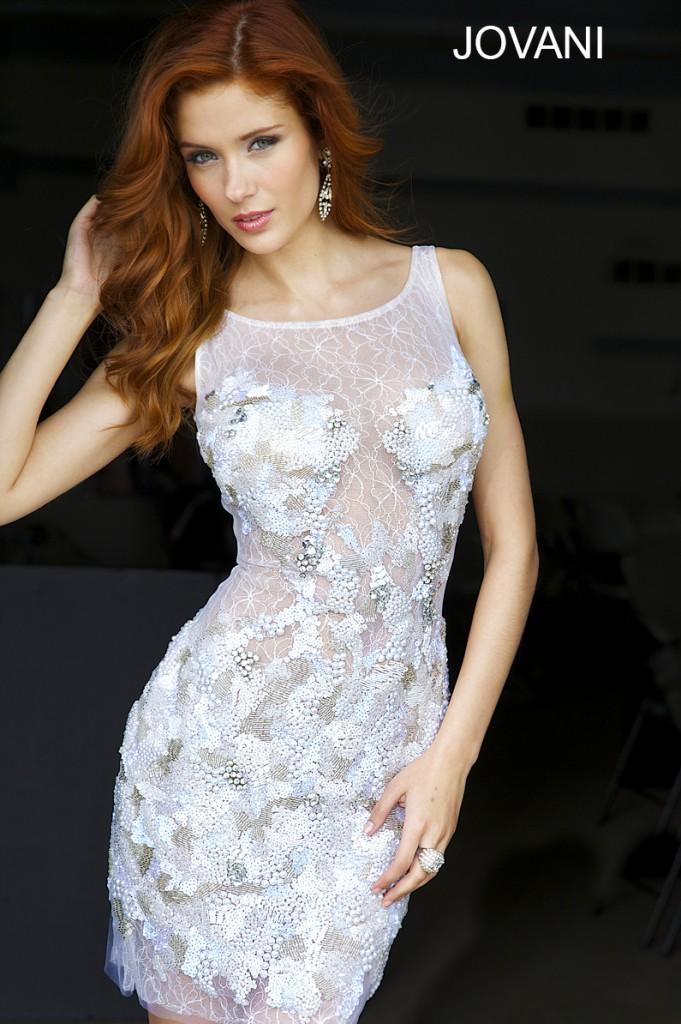 Koktejlové šaty Jovani 93660