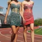 Maturitní šaty Jovani 94225 foto 1