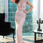 Luxusní šaty Jovani 97023 foto 2