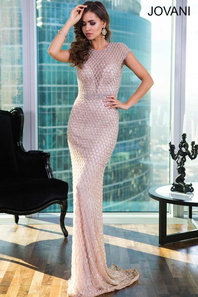 Luxusní šaty Jovani 97023