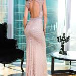Luxusní šaty Jovani 97023 foto 1