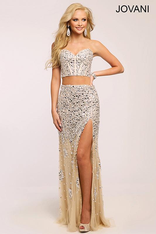 Plesové šaty Jovani 98045