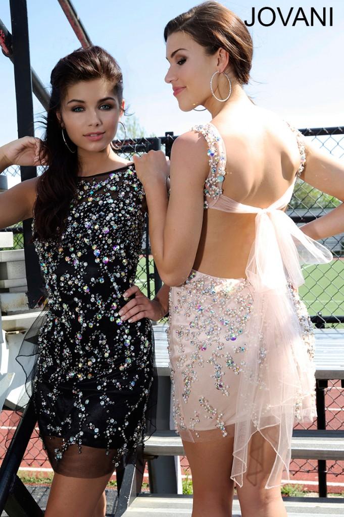 Maturitní šaty Jovani 98738