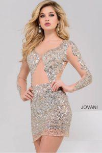 Koktejlové šaty Jovani 99152
