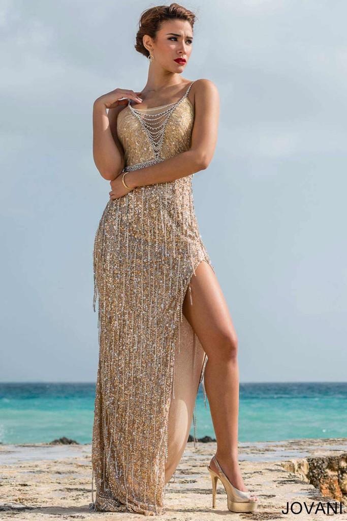 Luxusní šaty Jovani 99200