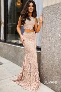 Plesové  šaty  skladem Jovani 99241