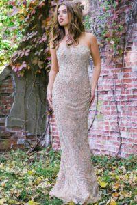 Luxusní šaty Jovani 99700