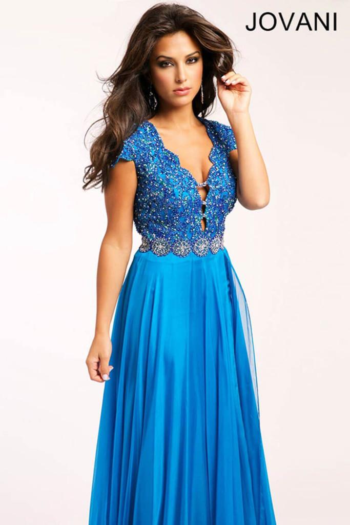 Luxusní šaty Jovani 99921