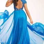 Luxusní šaty Jovani 99921 foto 2