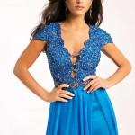 Luxusní šaty Jovani 99921 foto 3