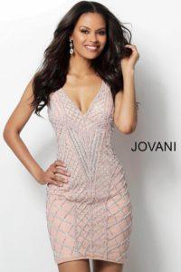 Koktejlové šaty Jovani 66314