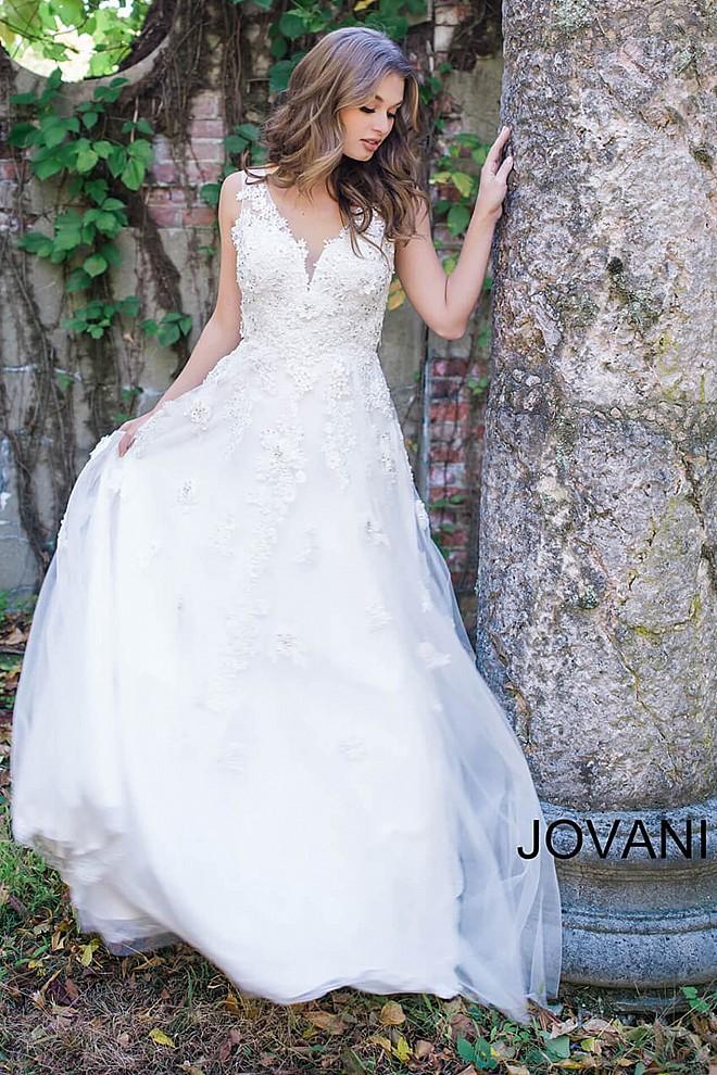 Svatební šaty Jovani JB37136