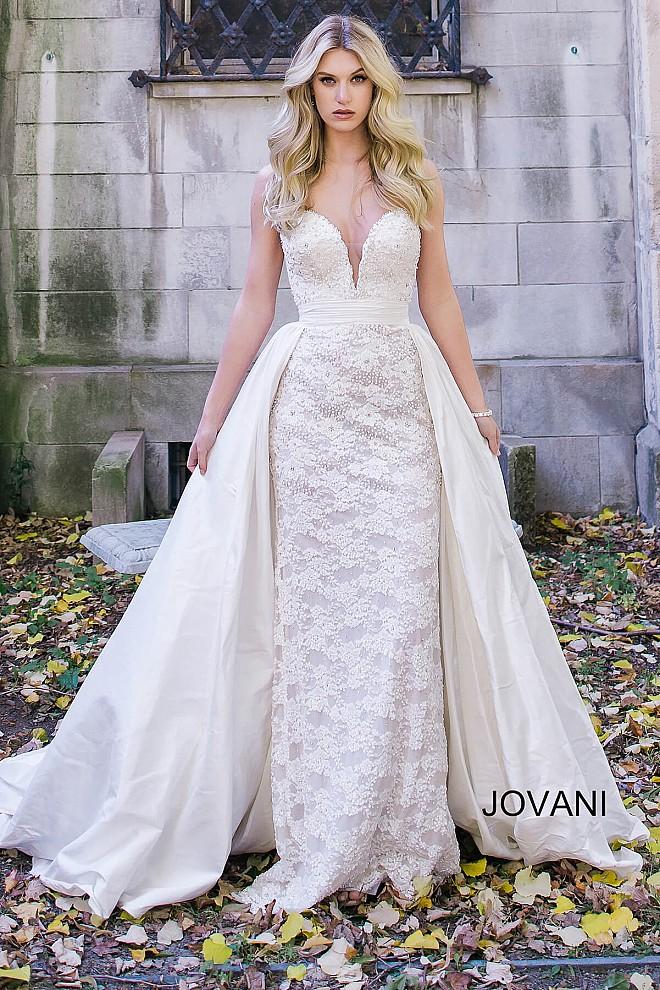 Svatební šaty Jovani JB41050