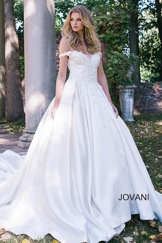 Svatební šaty Jovani JB47703
