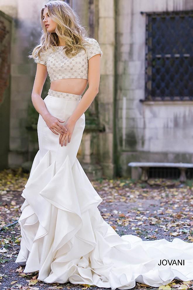 Svatební šaty Jovani JB47707