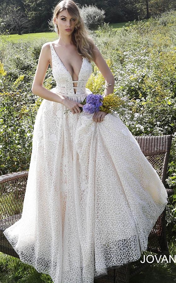 Svatební šaty Jovani JB61340