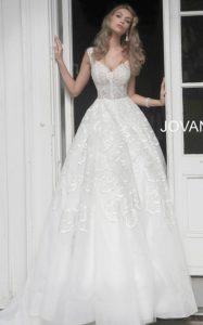 Svatební šaty Jovani JB65936