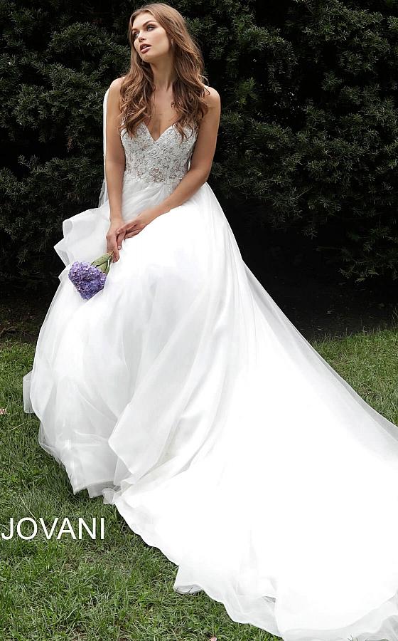 Svatební šaty Jovani JB65937