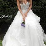 Svatební šaty Jovani JB65937 foto 2