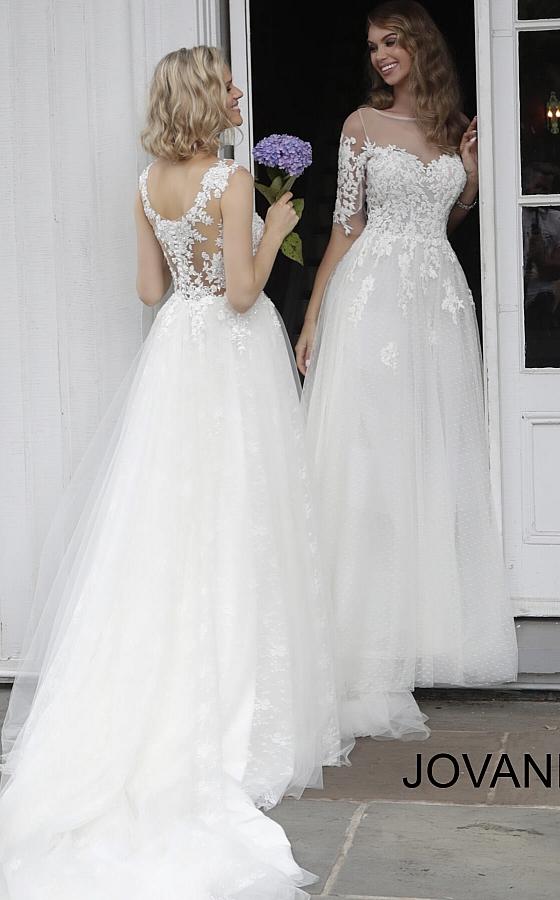 Svatební šaty Jovani JB67210