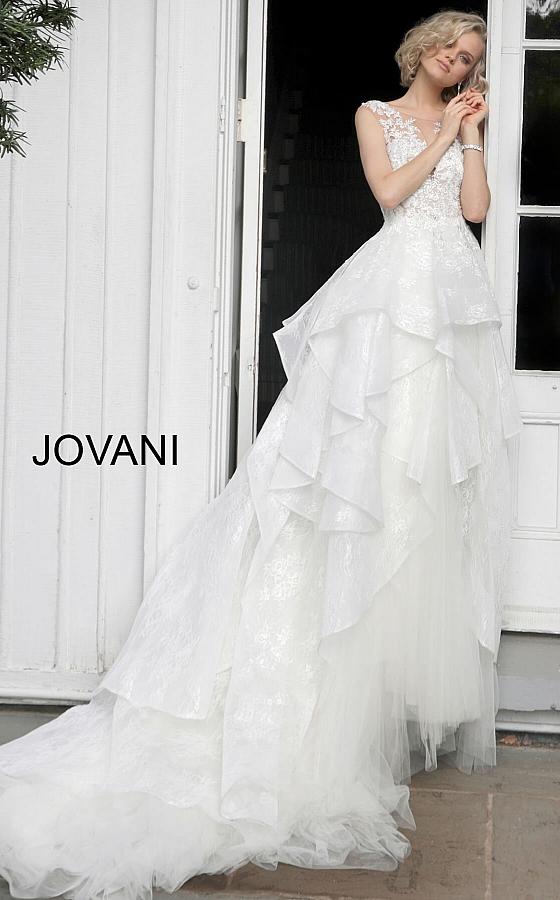 Svatební šaty Jovani JB68165