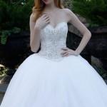 Svatební šaty Jovani JB92375 foto 1