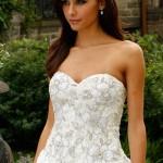Svatební šaty Jovani JB92935 foto 2