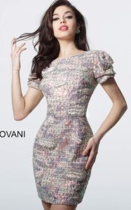 Koktejlové šaty Jovani M2948
