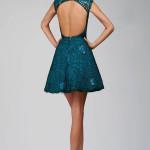 Koktejlové  šaty  skladem Jovani 93833 foto 2